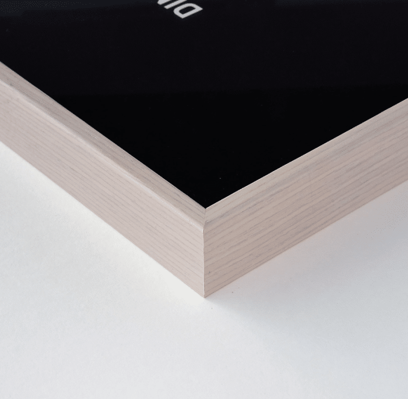 Plaqué bois chêne blanchi